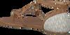 Cognac MICHAEL KORS Sandalen TERRI FLAT  - small