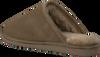Groene WARMBAT Pantoffels CLASSIC UNISEX SUEDE  - small