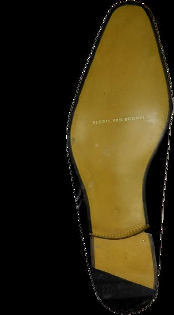 Zwarte FLORIS VAN BOMMEL Nette schoenen 14095  - large