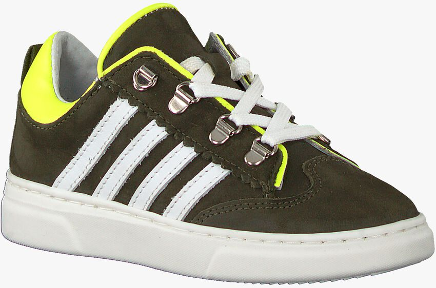 Groene PINOCCHIO Lage sneakers P1327  - larger
