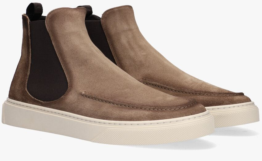 Taupe GIORGIO Chelsea boots 31825  - larger