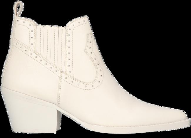 Witte BRONX Enkellaarsjes JUKESON 47346 - large
