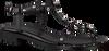 Zwarte BRONX Sandalen 84754 - small