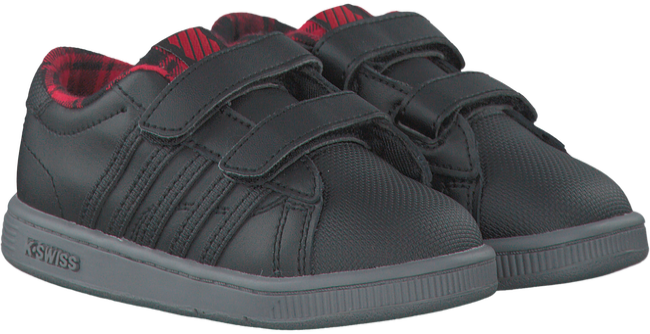 Zwarte K-SWISS Sneakers HOKE STRAP  - large