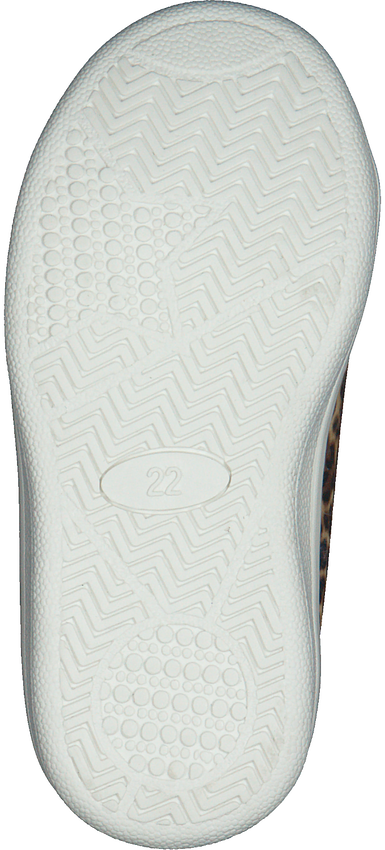 Beige BUNNIES JR Lage sneakers 220140  - larger