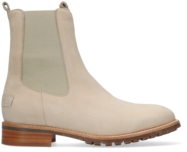 Beige SHABBIES Chelsea boots 181020327  - large