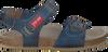 Blauwe RED RAG Sandalen 19043  - small
