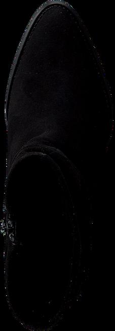 Zwarte TANGO Enkellaarsjes ELLA WESTERN 25  - large