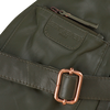 Groene EST'SEVEN Schoudertas EST' LEATHER BAG MIREL  - small