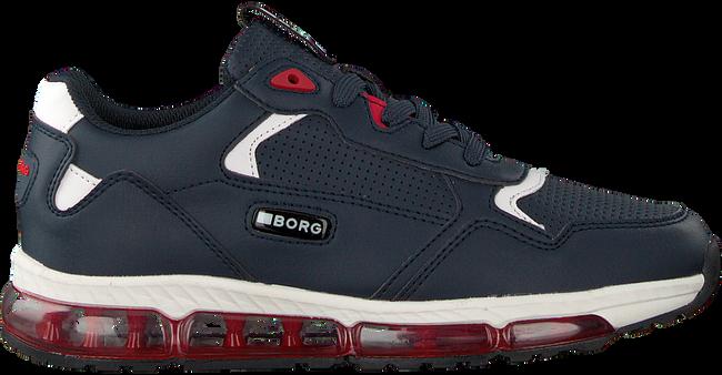 Blauwe BJORN BORG Lage sneakers X500 HBD  - large