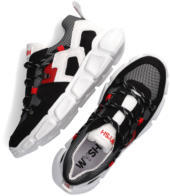 Grijze WYSH Lage sneakers ZACH  - large