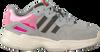 Grijze ADIDAS Sneakers YUNG-96 EL I  - small