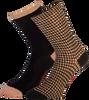Zwarte MARCMARCS Sokken BEAU COTTON - small