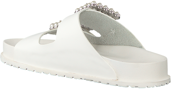 Witte STEVE MADDEN Slippers NORA FLAT  - large