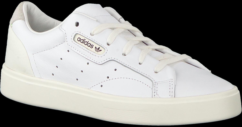e4fa3426e84 Witte ADIDAS Sneakers SLEEK W. ADIDAS. Previous
