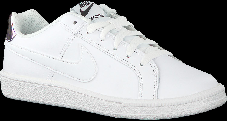 Witte Sneakers Nike Royale Wmns Court lJc1FK