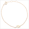 Gouden ATLITW STUDIO Armband SOUVENIR BRACELET CACTUS - small