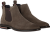 Taupe TOMMY HILFIGER Chelsea boots SIGNATURE HILFIGER CHELSEA  - small