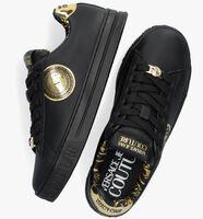 Zwarte VERSACE JEANS Lage sneakers COURT 88 DIS SK6  - medium