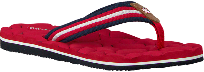 Rode TOMMY HILFIGER Slippers COMFORT LOW BEACH SANDAL - large