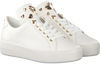 Witte MICHAEL KORS Sneakers MINDY LACE UP - small
