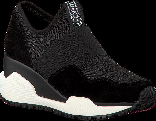 Zwarte LIU JO Sneakers S67199  - large