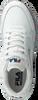 Witte FILA Sneakers ORBIT ZEPPA STRIPE WMN  - small