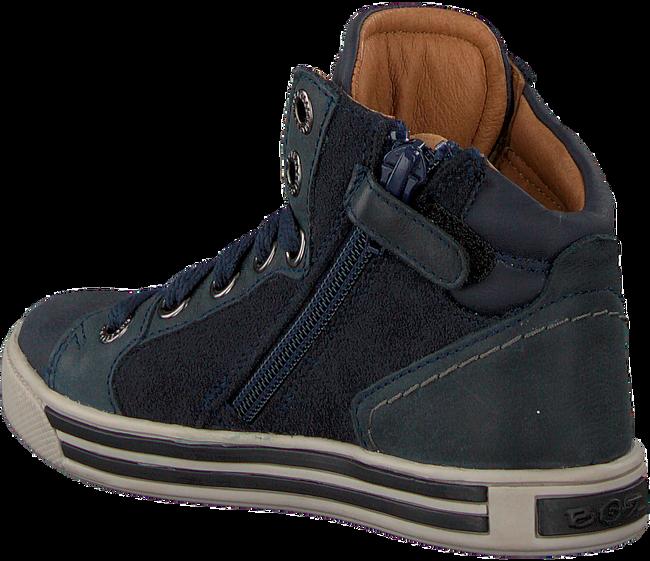 Blauwe BRAQEEZ Sneakers DYLAN DAY  - large