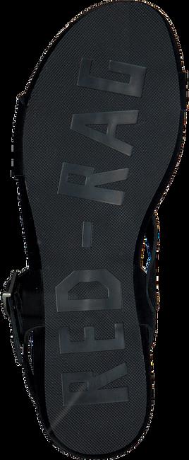 Zwarte RED-RAG Sandalen 79208  - large