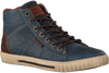 Blauwe BRUNOTTI Sneakers PARRANO MID  - small