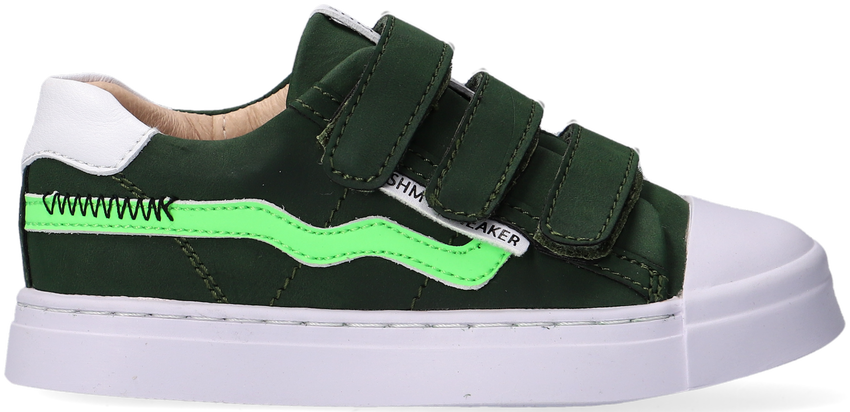 Groene SHOESME Lage sneakers SH21S009 - larger