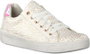 Witte TON & TON Lage sneakers OM120261  - small