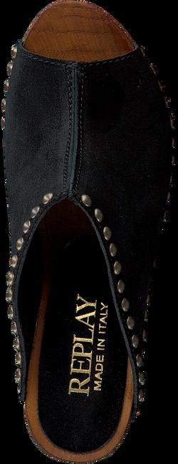 Zwarte REPLAY Slippers XIANA - large