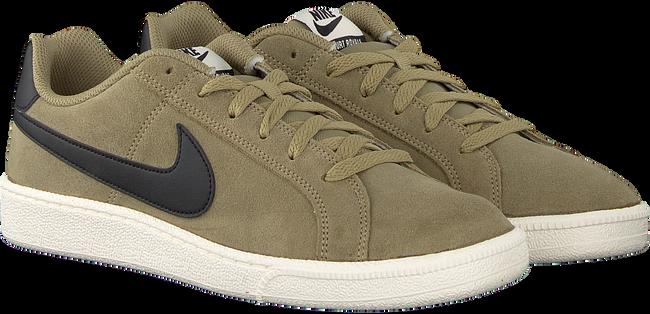 Groene NIKE Sneakers COURT ROYALE SUEDE MEN  - large