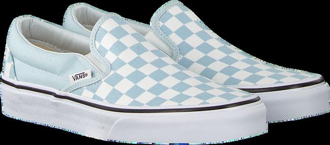 Blauwe VANS Slip-on sneakers  CLASSIC SLIP ON WMN - large