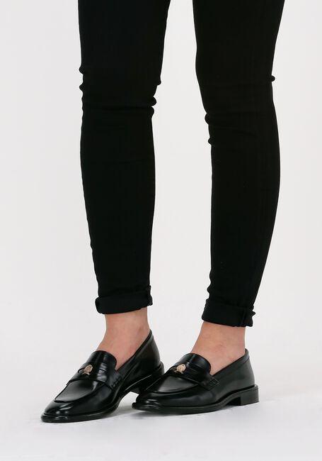 Zwarte TOMMY HILFIGER Loafers THL SOLID LOAFER  - large