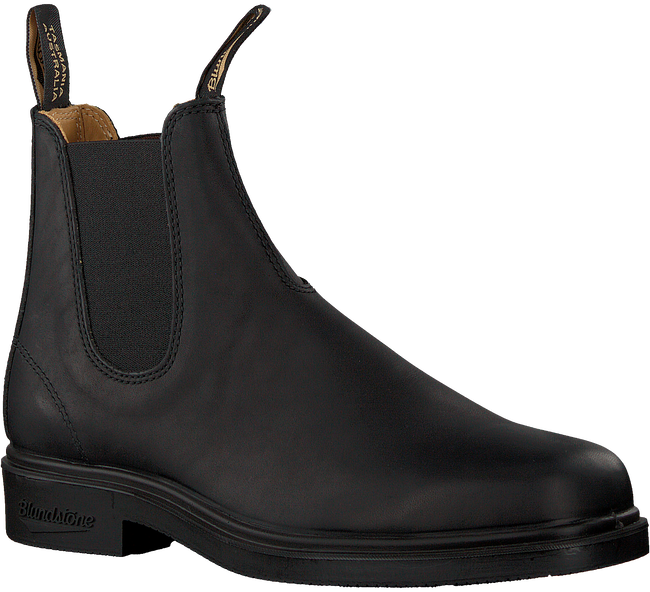 Zwarte BLUNDSTONE Chelsea boots DRESS BOOT HEREN  - large