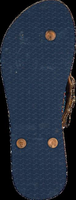 Blauwe UZURII Slippers COLORFUL - large