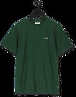 Donkergroene FORÉT T-shirt AIR T-SHIRT