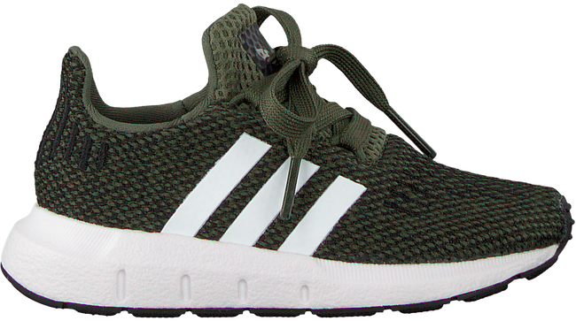 Groene ADIDAS Sneakers SWIFT RUN I - large