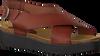Cognac RED-RAG Sandalen 78068  - small