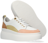Witte CYCLEUR DE LUXE Lage sneakers CALI  - small