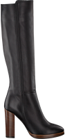 Zwarte NOTRE-V Lange laarzen ELISA2  - medium