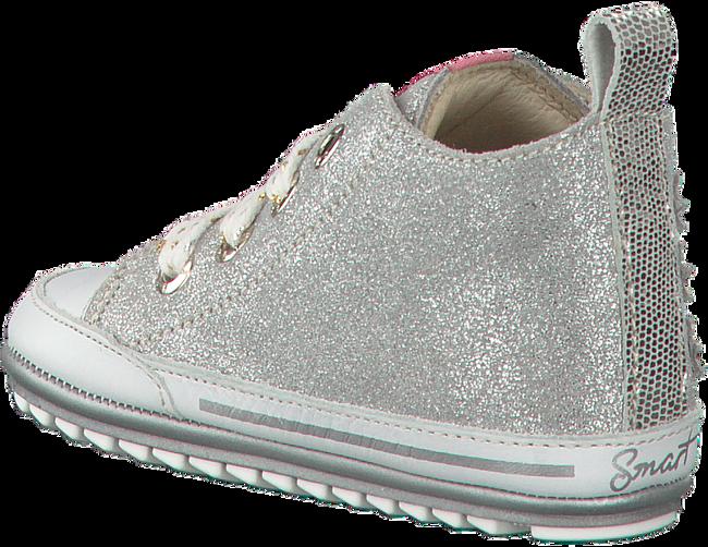 Zilveren SHOESME Babyschoenen BP7S008  - large