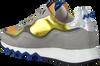 Gele FLORIS VAN BOMMEL Sneakers 85265  - small