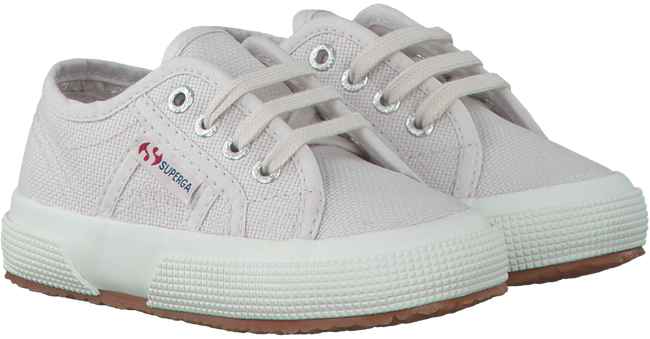 Grijze SUPERGA Sneakers 2750 KIDS  - large