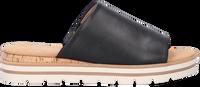 Zwarte GABOR Slippers 770.1  - medium