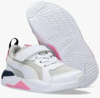 Witte PUMA Lage sneakers X-RAY AC PS  - medium