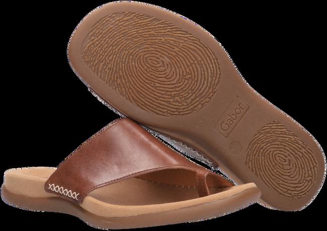 Bruine GABOR Slippers 700  - large