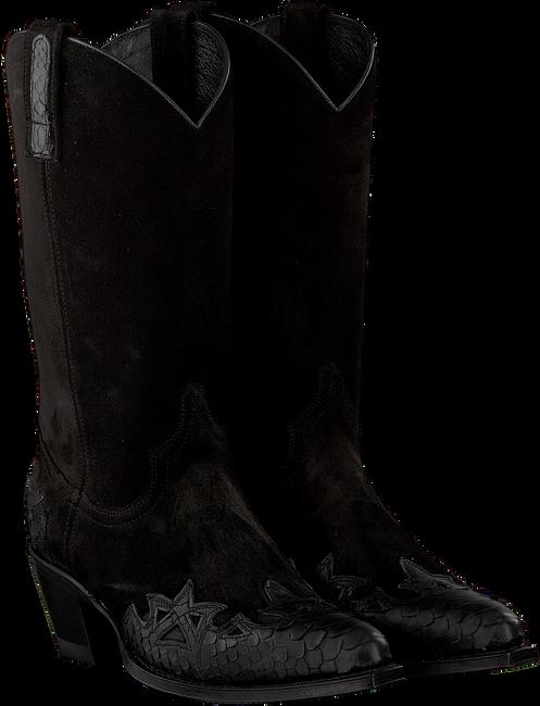 Zwarte SENDRA Hoge laarzen 16601 - large